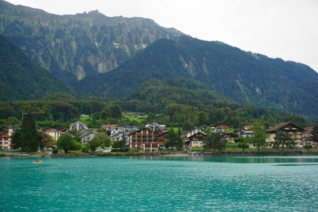 3 Days in Switzerland: Interlaken, Bern, Unterseen, Lucerne, Schyinge Platte