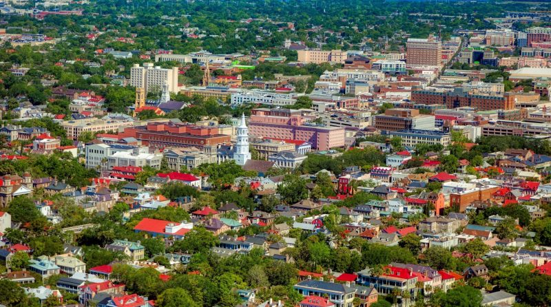 top attractions in Charleston, SC