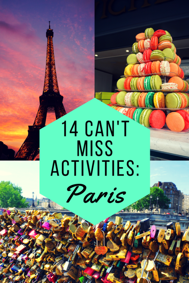 Discover unique things to do in Paris! Make sure you add these must-do activities to your Paris bucket list.
