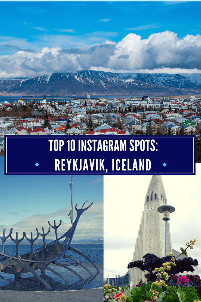 Discover the top 10 photo spots in Reykjavik, Iceland! Find Reykjavik's most Instagrammable locations with this photo guide to the city! #reykjavik #iceland