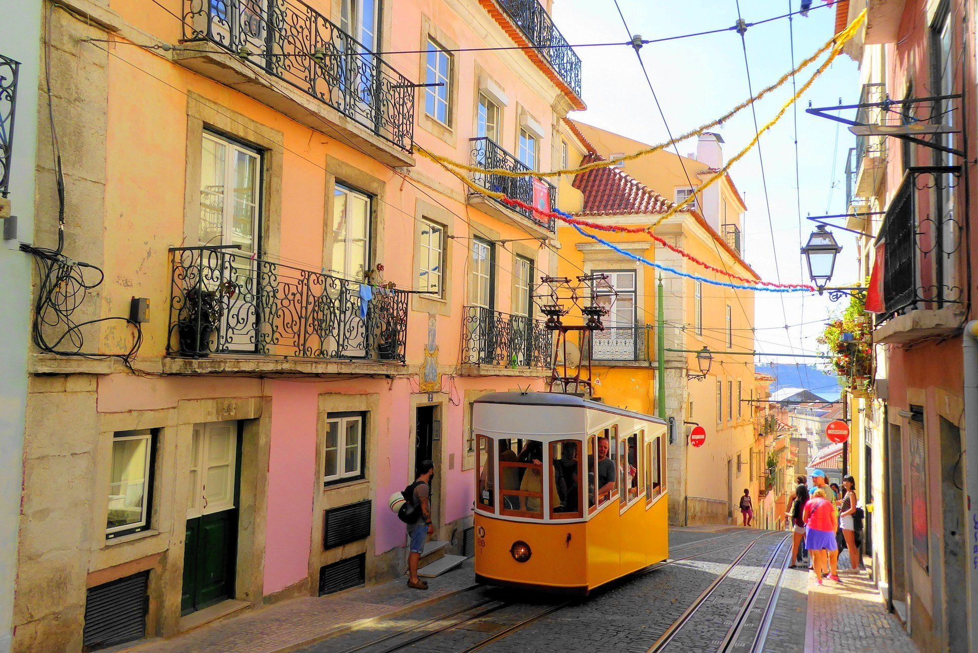top photo spots in Lisbon, Portugal; best Instagram spots in Lisbon, Portugal; Lisbon top photo ops; where to take pictures in Lisbon, Portugal