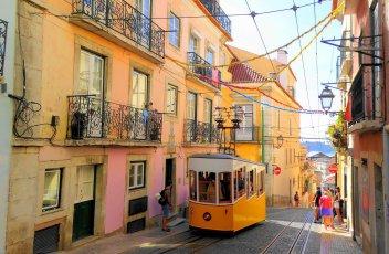 3. Lisbon Trams