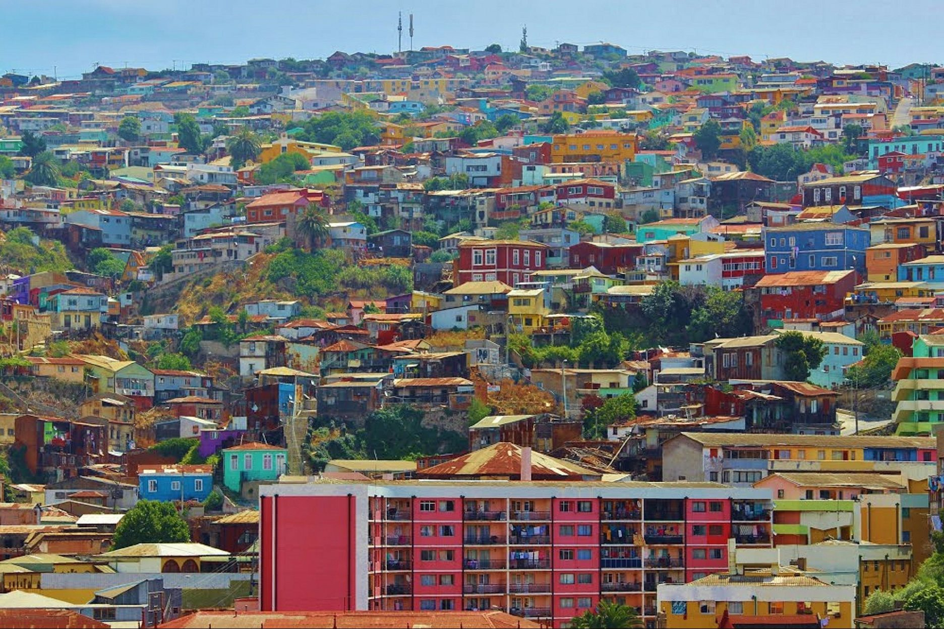 20 Photos that Prove Valparaiso, Chile is the Best Ever