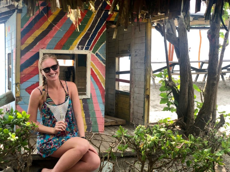 3 days in Cartagena, Colombia | Manzanillo Beach