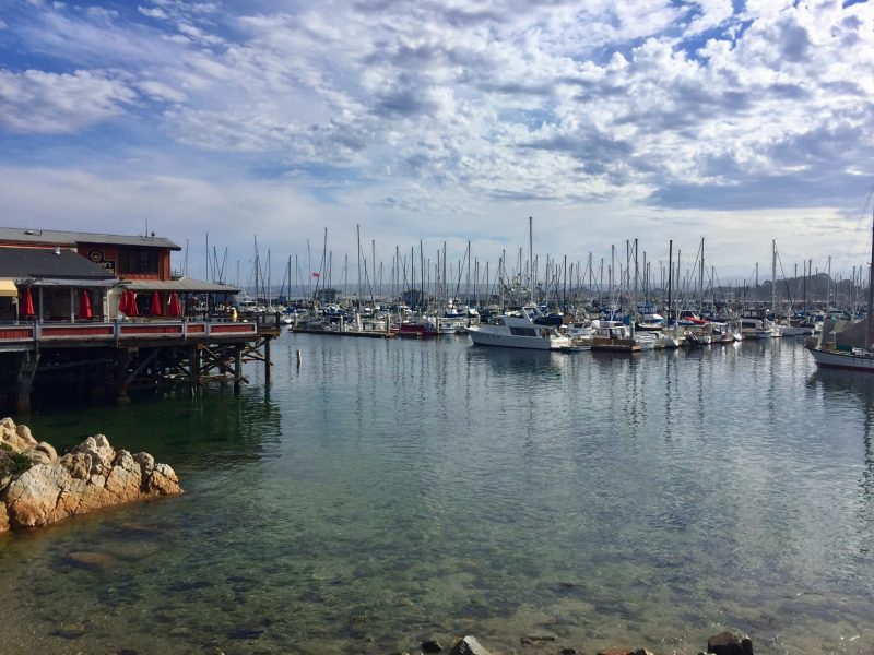 8 day Pacific Coast Highway road trip itinerary - Monterey