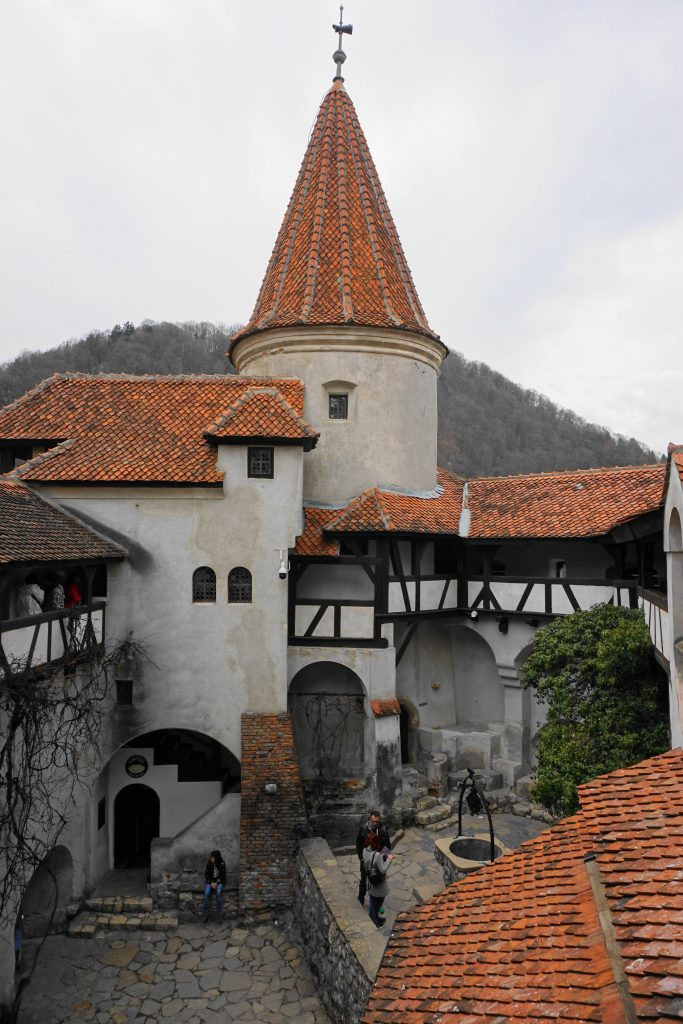 Bran Castle - Dracula's Castle - 3 days in Bucharest, Romania