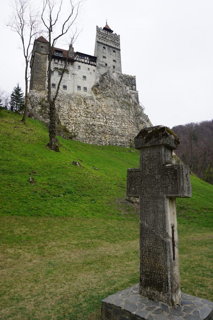 Bran Castle - Dracula's Castle - 3 days in Bucharest, Romania