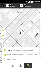mapquest driving directions app