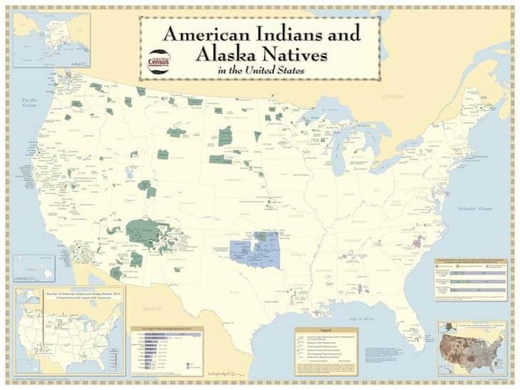 us census map