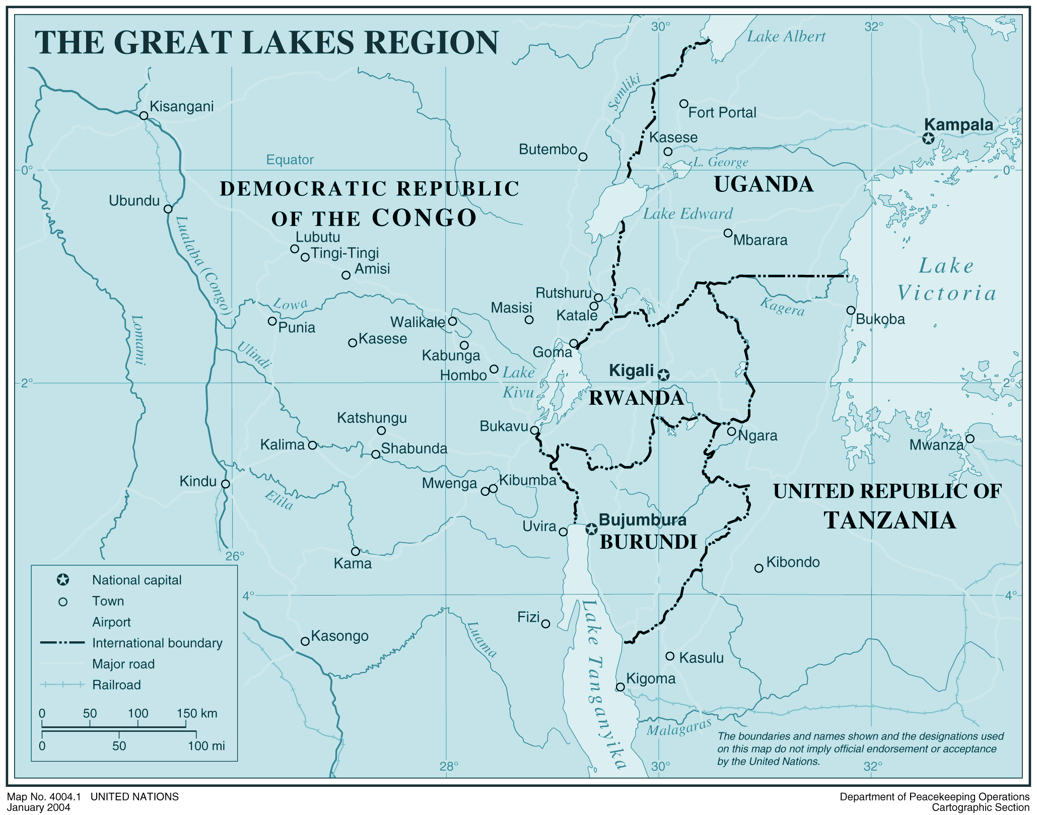 Great Lakes Region Mapsof