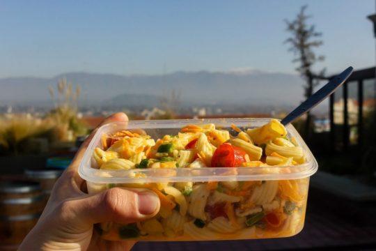 tupperware pasta salad