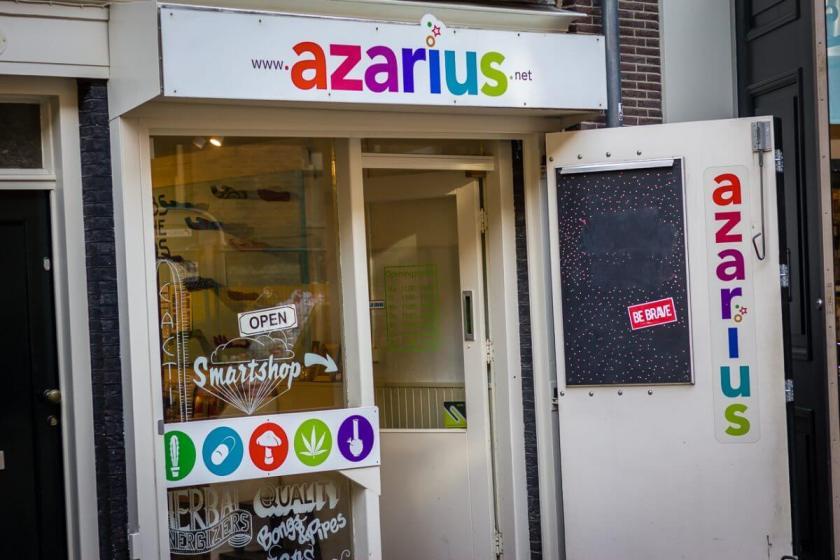 azarius amsterdam smartshop smart shop truffles