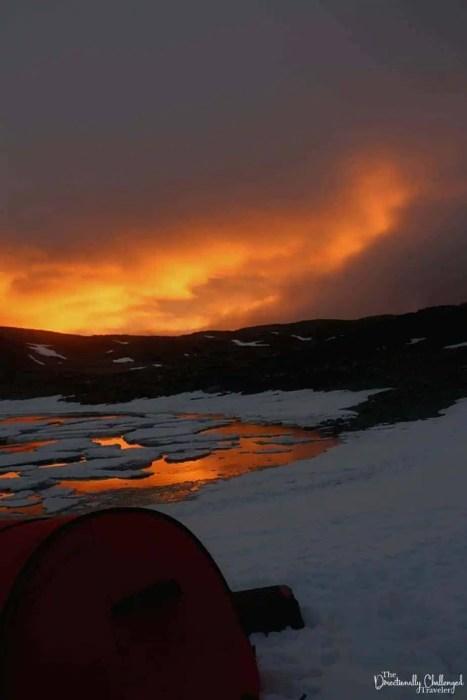 Bucket List Camping Antarctica-Camping-Tent-Pamela-Drager-