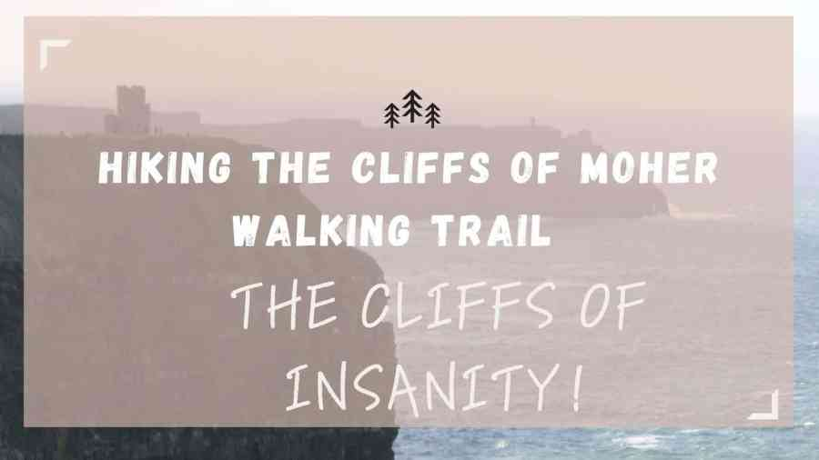 Hiking the Cliffs of Moher Walk Featured Image