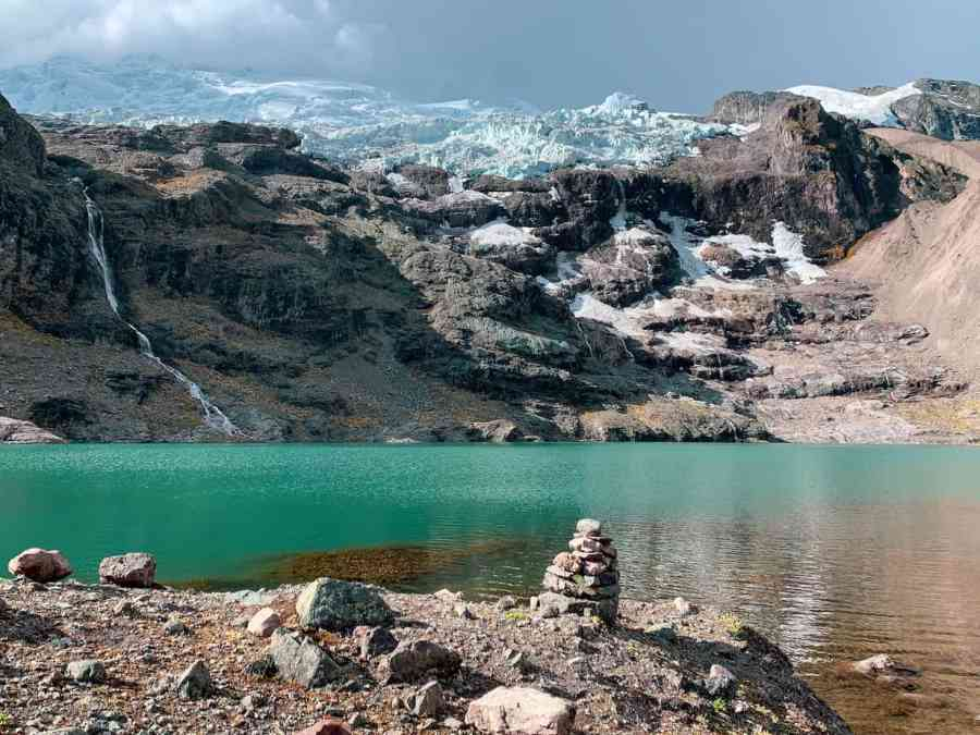 LagunaAusangate-Megs-Packing-Up-the-Pieces-Best-Hiking-in-Peru