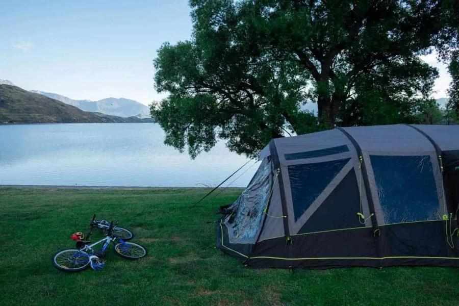 Zempire Wanaka best camping in Oceania australia and new zealand
