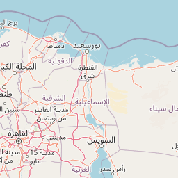 شرم الشيخ طابا المسافة بين المدن كم ميل اتجاهات