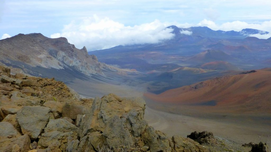 Haleakalā, the East Maui Volcano