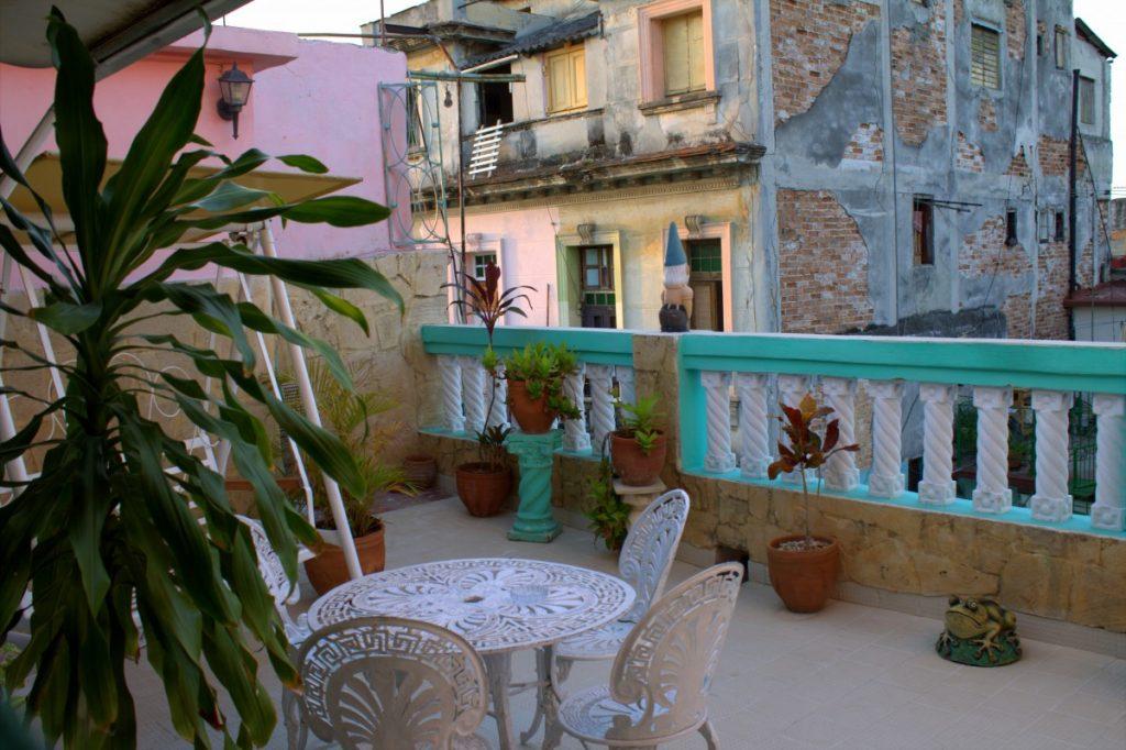 Casa Rolando y Marisol in Havana, Cuba