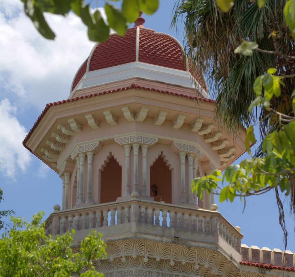 Punta Gorda - Cienfuegos, Cuba - Palacio de Valle