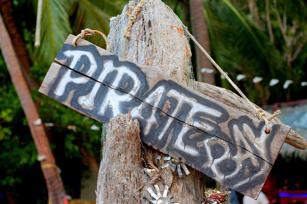 Pirate Bay bar in Koh Tao