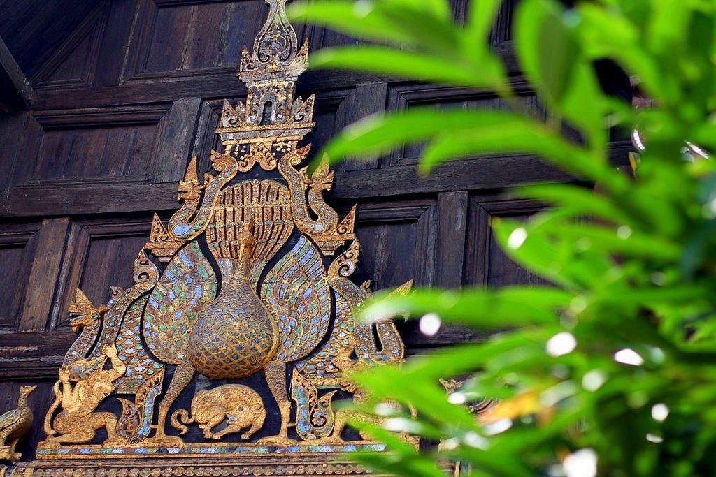 Wat Phan Tao in Chiang Mai