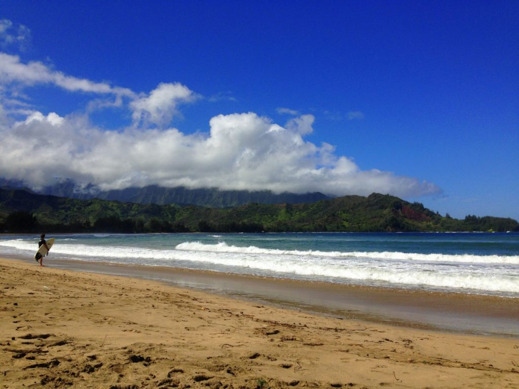 Amazing beaches in Hawaii