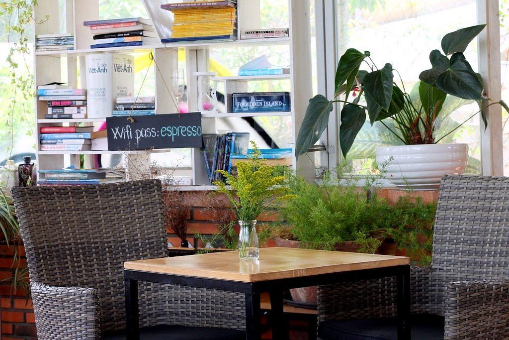 Anna's Coffee House in Da Lat