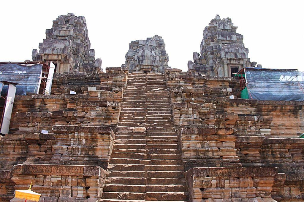 Ta Keo Angkor Cambodia