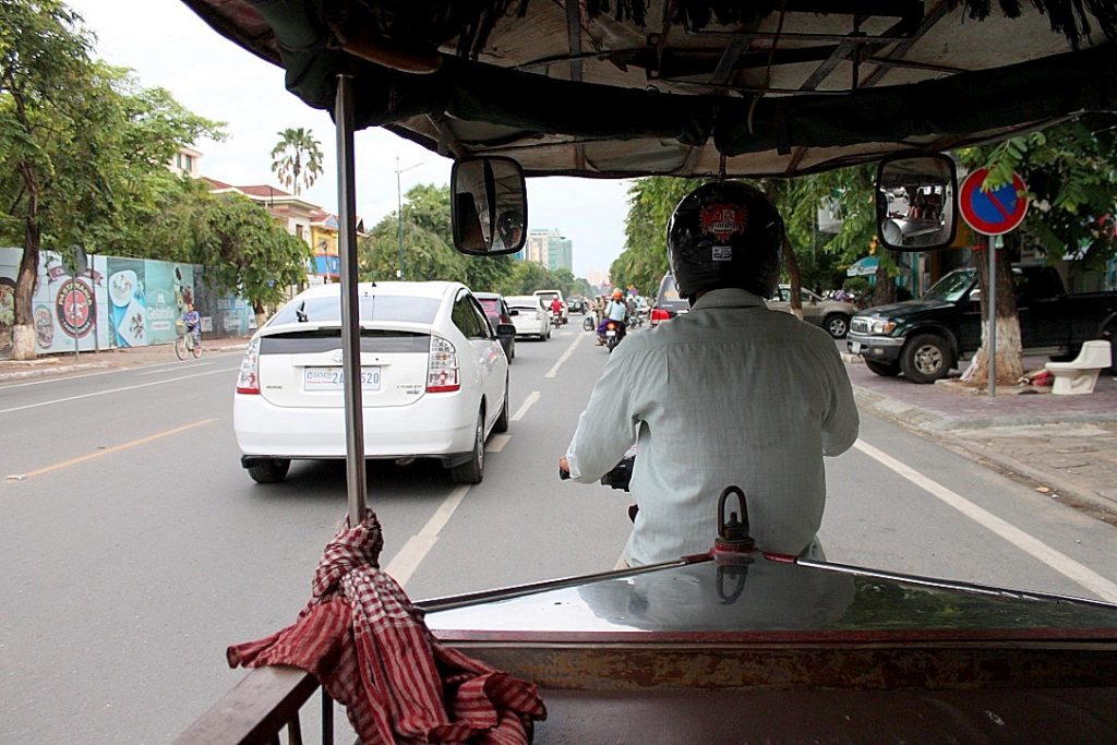 guide to cambodia, transport