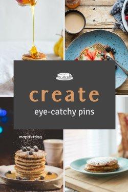 create beautiful pins