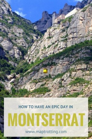 How to Have An Epic Day Out in Montserrat, Spain