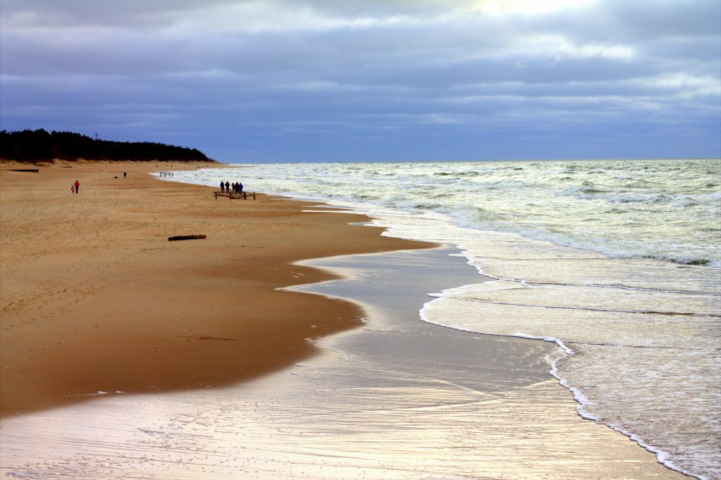baltic coast lithuania