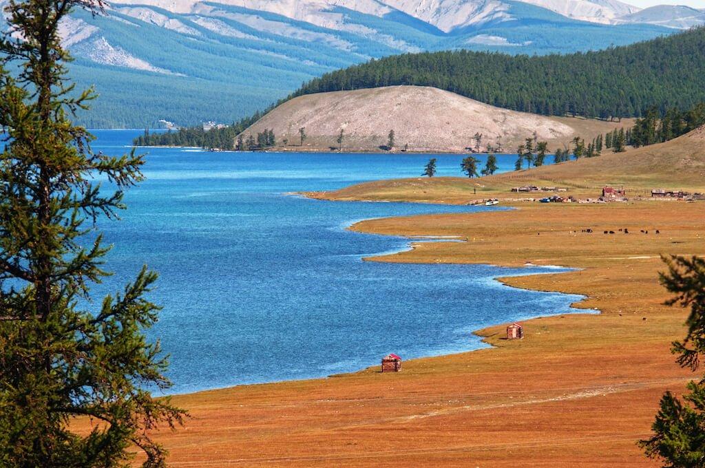 Lake Khuvsgul Mongolia