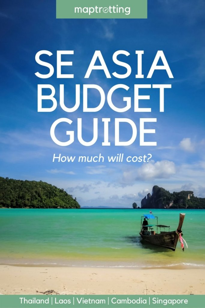 How much it will cost to travel around SE Asia for a year