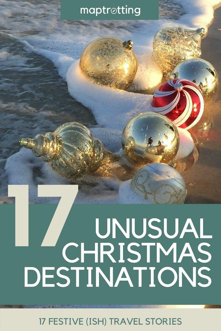 Unusual Christmas Destinations