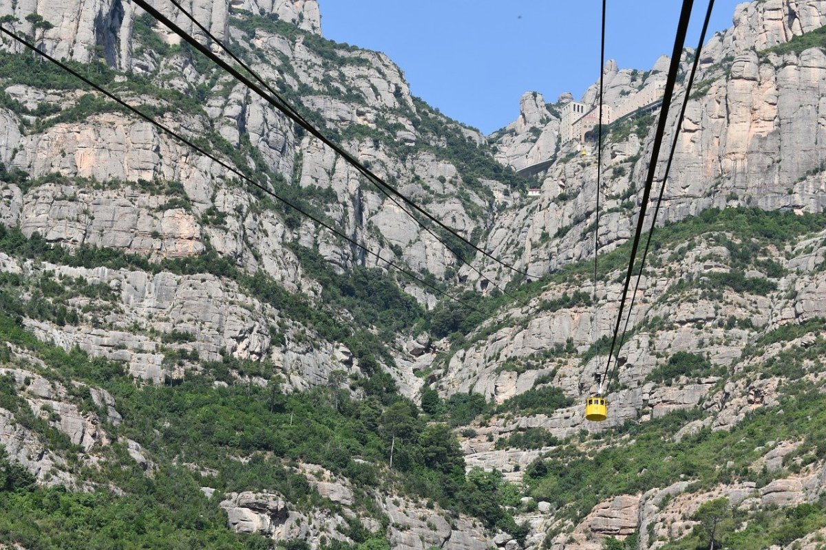 Carte Barcelone Montserrat.Montserrat In Spain How To Have The Best Day Trip From Barcelona