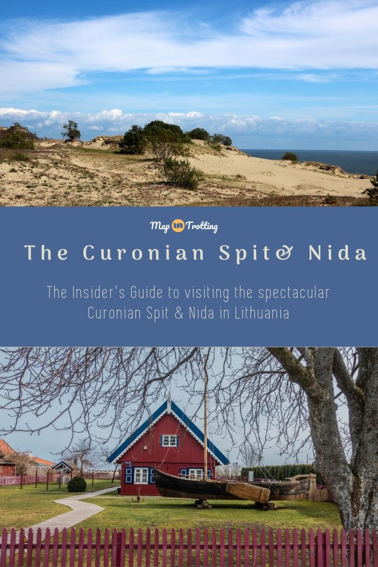 The Insider's Guide to visiting Nida & the Spectacular Curonian Spit