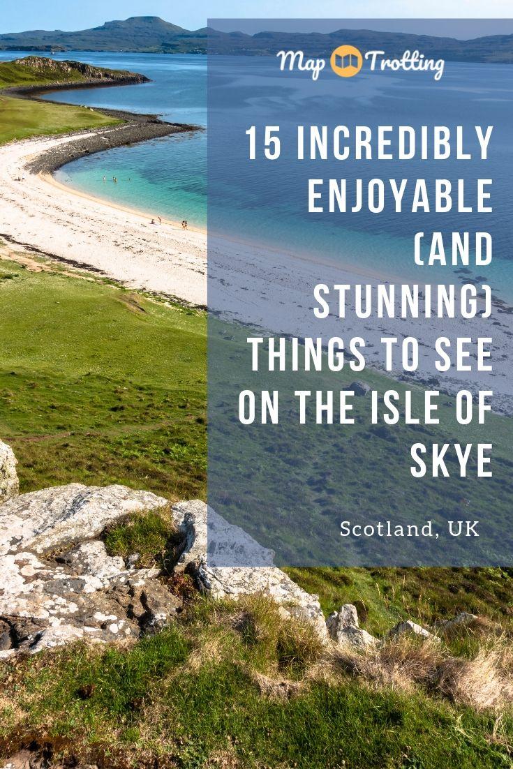 Things to do on the Isle of Skye, Scotland