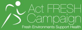 Act Fresh Logo Green