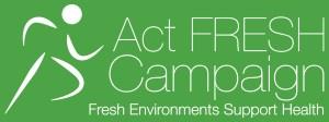 Act Fresh Logo Green