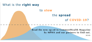 What is the right way to slow the spread of coronavirus? Click to read our featured article in Commonwealth magazine.