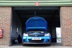 Garage @ Snetterton