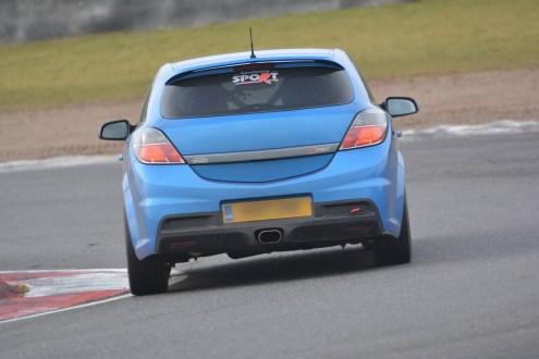 Snetterton Trackday - 20 February 2015