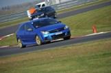 Astra VXR Sprint on Track