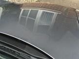 Reflection In Porsche 911 Paintwork