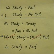 To fail or not tofail