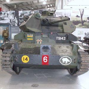Maquetas hechas - cruiser-mk.-3 Vista frontal