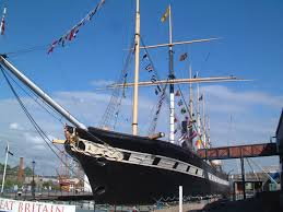 Le SS Great Britain, Bristol, Angleterre
