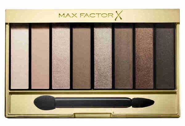 Max Factor 01 Capuccino Nudes